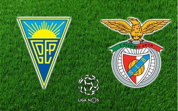 Liga NOS 17/18 | Jornada 31: Estoril vs SL Benfica