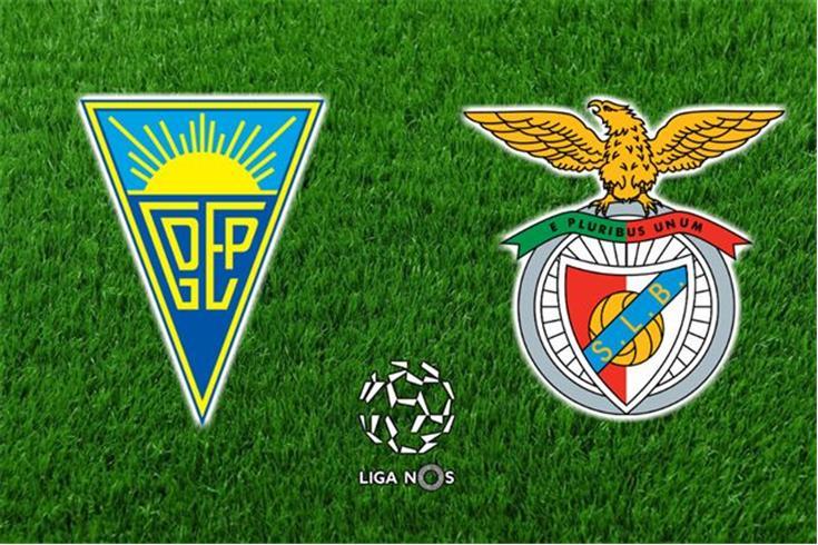 Liga NOS 16/17 | 14ª Jornada: Estoril 0-1 SL Benfica