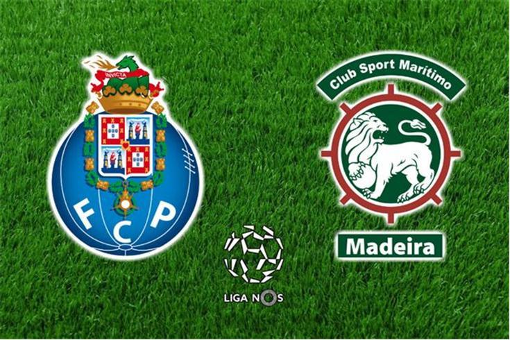 Liga NOS 16/17 | 15ª Jornada: FC Porto 2-1 Marítimo