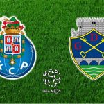 Liga NOS 16/17 14.ª jornada: FC Porto 2-1 GD Chaves