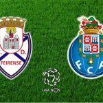 Liga NOS 16/17 | 13ª Jornada: Feirense 0-4 FC Porto