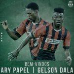 OFICIAL: Sporting contrata dois jogadores