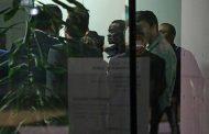 Seis futebolistas impedidos de jogar em Portugal