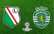 Liga dos Campeões 16/17 | 6ª jornada Grupo F: Legia vs Sporting CP