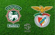 Liga NOS 16/17 | 12ª Jornada: Marítimo 2-1 SL Benfica