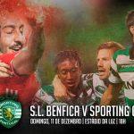 Liga NOS 16/17 | 13ª Jornada: SL Benfica 2-1 Sporting CP