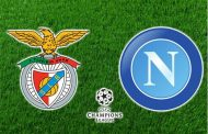 Liga dos Campeões 16/17 | 6ª jornada Grupo B: SL Benfica vs Nápoles