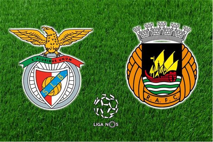 Liga NOS 16/17 15.ª jornada: SL Benfica vs Rio Ave