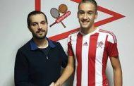 OFICIAL: Diogo Gomes é o jogador profissional mais jovem de sempre do Leixões