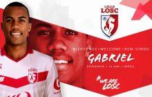 Gabriel assinou pelo Lille até 2021