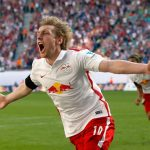 Liverpool quer Emil Forsberg, craque do RB Leipzig