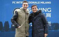 Inter de Milão contrata Gagliardini