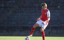 OFICIAL: Xeka emprestado ao Lille