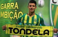 OFICIAL: Tondela reforça-se com Yordan Osorio