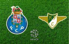 Liga NOS 16/17 17.ª jornada: FC Porto vs Moreirense