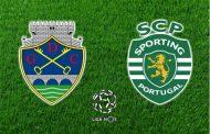 Liga NOS 16/17 17.ª jornada: Chaves vs Sporting