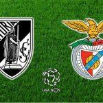 Liga NOS 16/17 16.ª jornada: Vitória de Guimarães vs SL Benfica