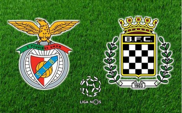 Liga NOS 17/18   Jornada 23: SL Benfica vs Boavista
