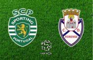 Liga NOS 17/18   Jornada 22: Sporting CP vs Feirense