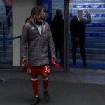 Carlo Ancelotti confirma gesto em direcção aos adeptos do Herta