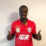 OFICIAL: Baba Diawara assina pelo Adelaide United