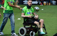 Jackson Follmann quer participar nos Jogos Paralímpicos de 2020