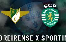 Liga NOS 16/17 | 21.ª jornada: Moreirense vs Sporting