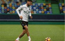 OFICIAL: Spalvis emprestado ao Rosenborg