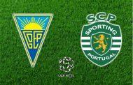 Liga NOS 17/18   Jornada 21: Estoril vs Sporting CP