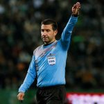Hugo Miguel é o árbitro do SL Benfica vs Sporting