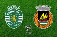Liga NOS 16/17   22.ª jornada: Sporting vs Rio Ave