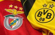 Liga dos Campeões 16/17   Oitavos Final 1ª Mão: SL Benfica vs Dortmund