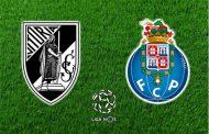 Liga NOS 16/17 21.ª jornada: Vitória de Guimarães vs FC Porto