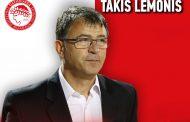 Lemonis regressa ao Olympiakos