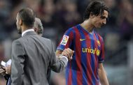 """Ibrahimovic: Não sei qual era o problema de Guardiola comigo"""""""