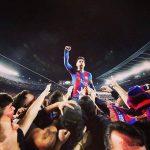 """Arsène Wenger: """"Árbitros e grandes jogadores"""" na reviravolta do Barcelona"""
