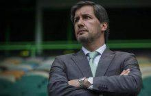 UEFA adverte Bruno de Carvalho