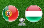 Qualificação Mundial 2018 | 5ª Jornada: Portugal vs Hungria
