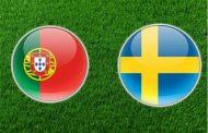 Amigável: Portugal vs Suécia
