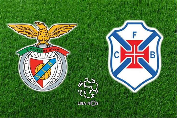 Liga NOS 17/18 | Jornada 3: SL Benfica 5-0 Belenenses