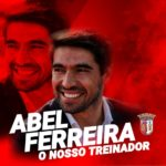 OFICIAL: SC Braga mantém Abel como treinador