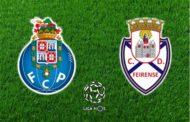 Liga NOS 16/17   30.ª Jornada: FC Porto vs Feirense