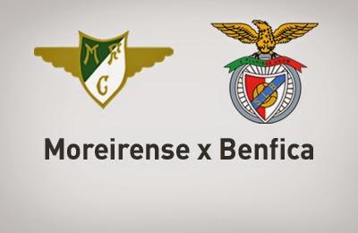 Liga Nos   Moreirense Vs Sl Benfica