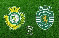 Liga NOS 16/17   29.ª Jornada: Vit. Setúbal vs Sporting CP