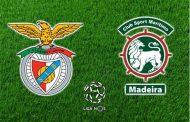 Liga NOS 16/17   29.ª Jornada: SL Benfica VS Marítimo