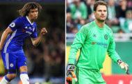 Bournemouth faz proposta milionária por dois suplentes do Chelsea
