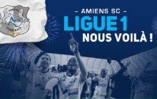 Amiens sobe à Ligue 1 com golo no último segundo