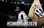 Juventus pagou 20 milhões por Cuadrado