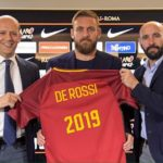 De Rossi renovou até 2019