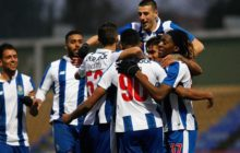 FC Porto B vence Premier League International Cup